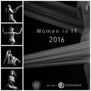 WomenInIT JCommerce 2016