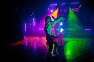 JCommerce fluo party