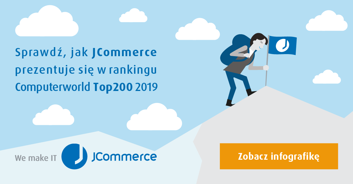 JCommerce raport Computerworld TOP200 2019